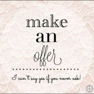 I am a very motivated seller, let's make a deal!!